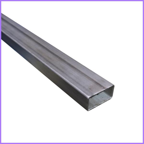 tube rectangulaire inox